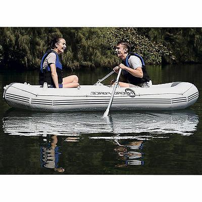 Bestway Hydro Pro Inflatable Boat w/ Oars