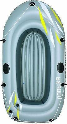 Bestway Hydro-Force RX-3000 1 Person 73 x 39-inch Water Raft