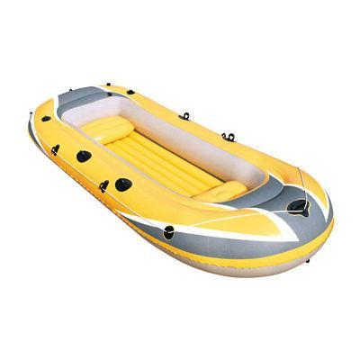 Bestway Force Heavy Duty Person Water Raft, Yellow