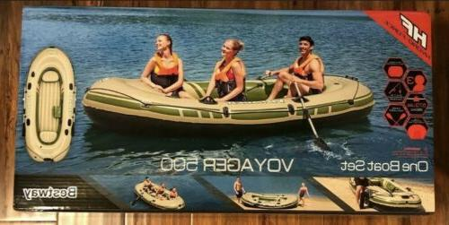 hydro force voyager 300 inflatable river boat