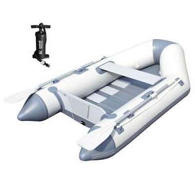 hydroforce 91 caspian pro inflatable boat set