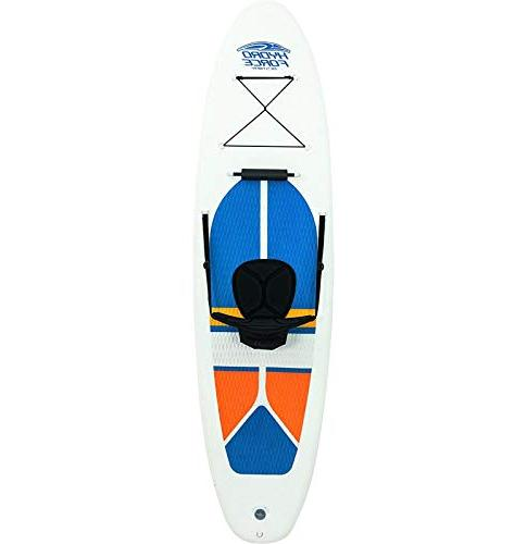HydroForce Inflatable Stand Paddleboard and