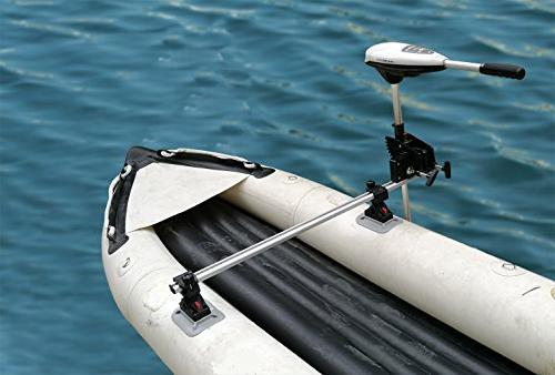 Brocraft Inflatable Electric Motor Mount / SUP Paddle mount