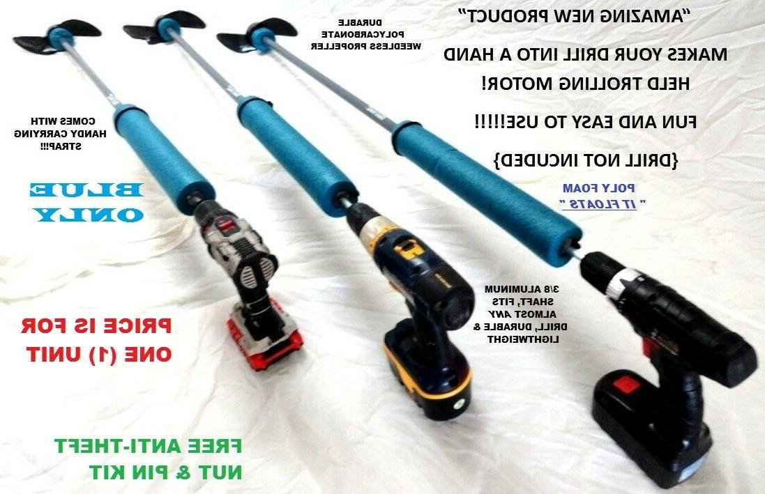 Drill Paddle Trolling Water Sport