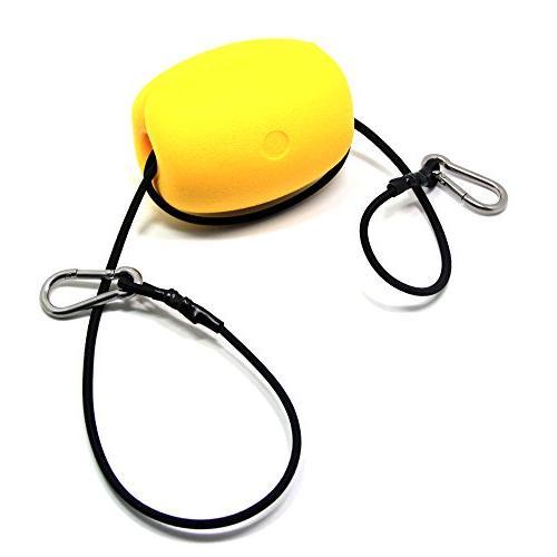 SAMSFX Float Anchor Nylon Rope Buoy 304 Clips