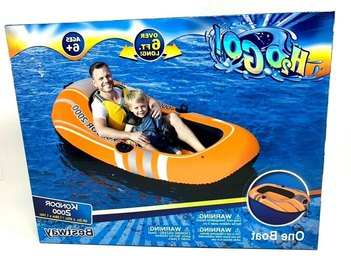 Bestway 2000 Person Inflatable Raft Over 6ft