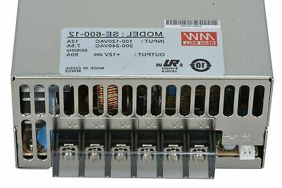 Mean To Dc Power Single Output, 50 Amp,