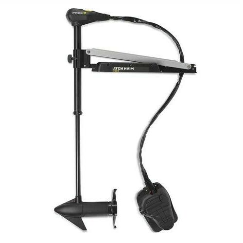 MinnKota Edge 70 Bowmount Foot Control Trolling Motor with L