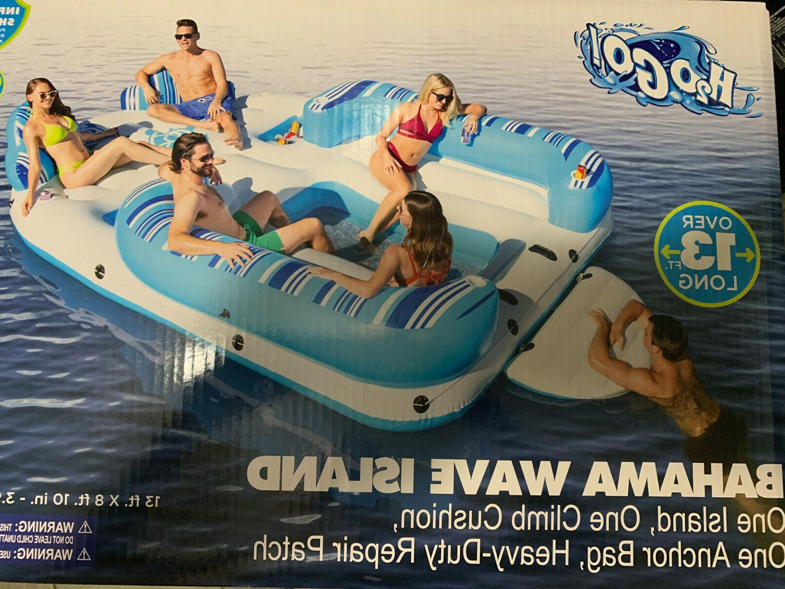 NEW MEGA HUGE INFLATABLE PERSON RAFT BOAT