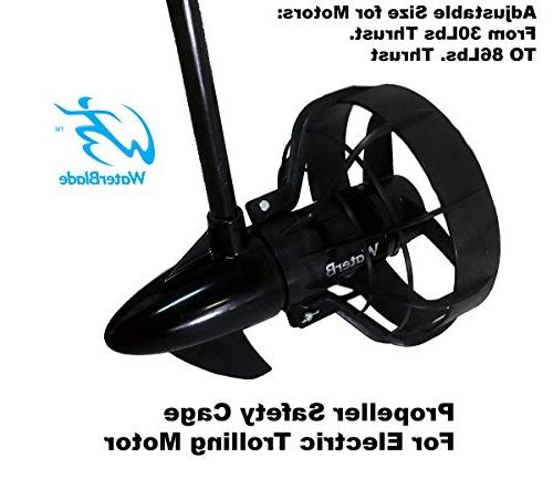 propeller safety cage