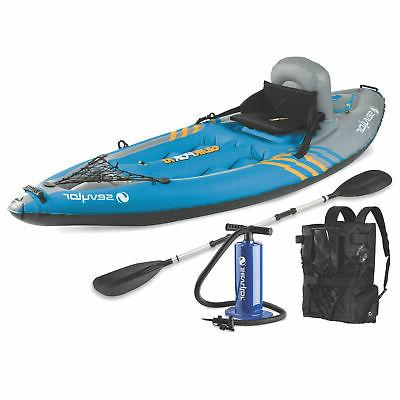 quikpak k1 1 person kayak