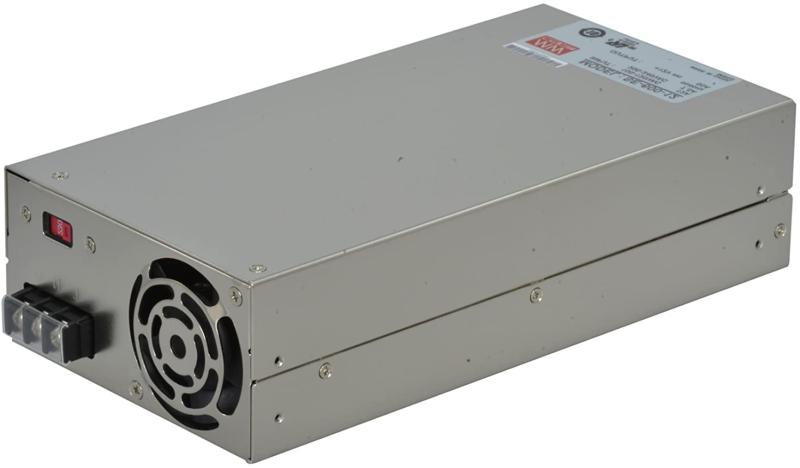 MEAN to DC Power Single Output, Amp, 600W, 1.5