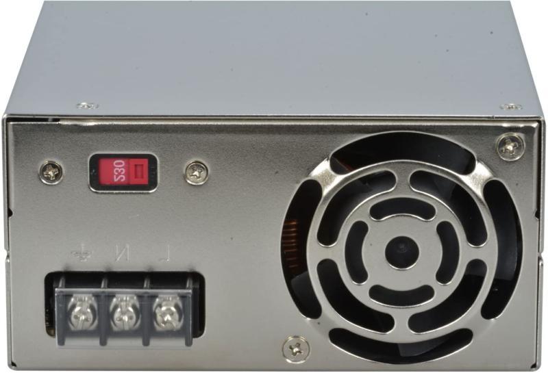 MEAN SE-600-12 to DC Single Output, Amp,
