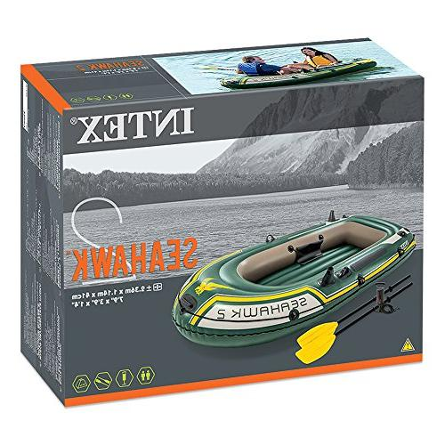 Intex Seahawk 2-Person Inflatable Set French Output Air