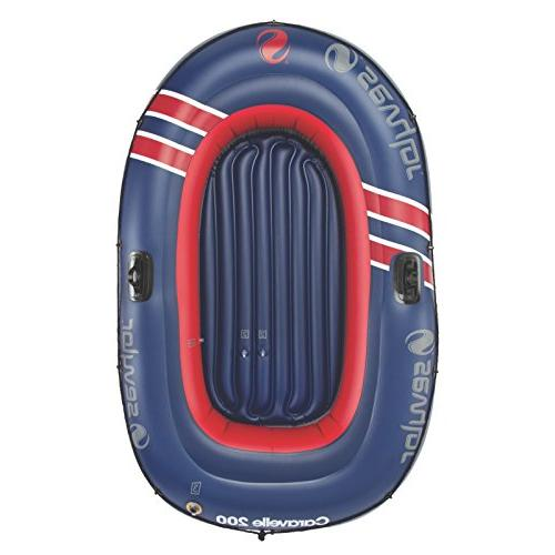 sevylor 2 person caravelle inflatable