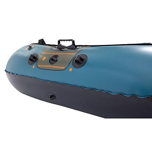Sevylor 4-Person Fish/Hunt Boat with Berk