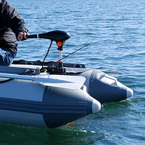 SEAMAX 32 Electric Trolling Water