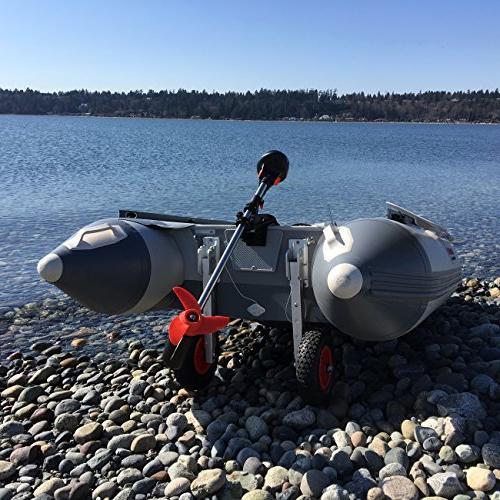 SEAMAX Reinforced Nylon Propeller Kit Speed Max 2018