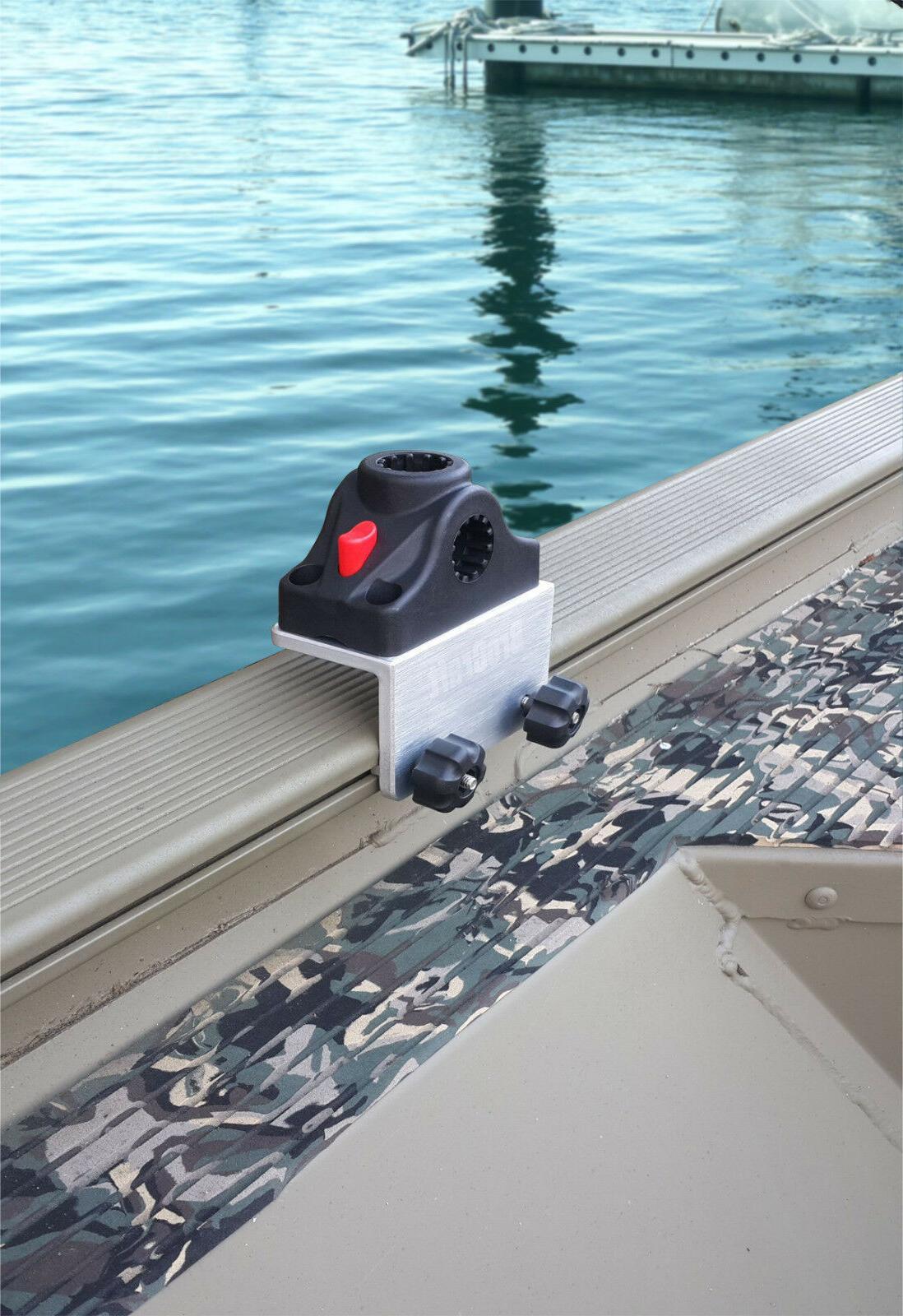 Brocraft Tracker Versatrack System/Lund Sport Bait/Fillet Table board