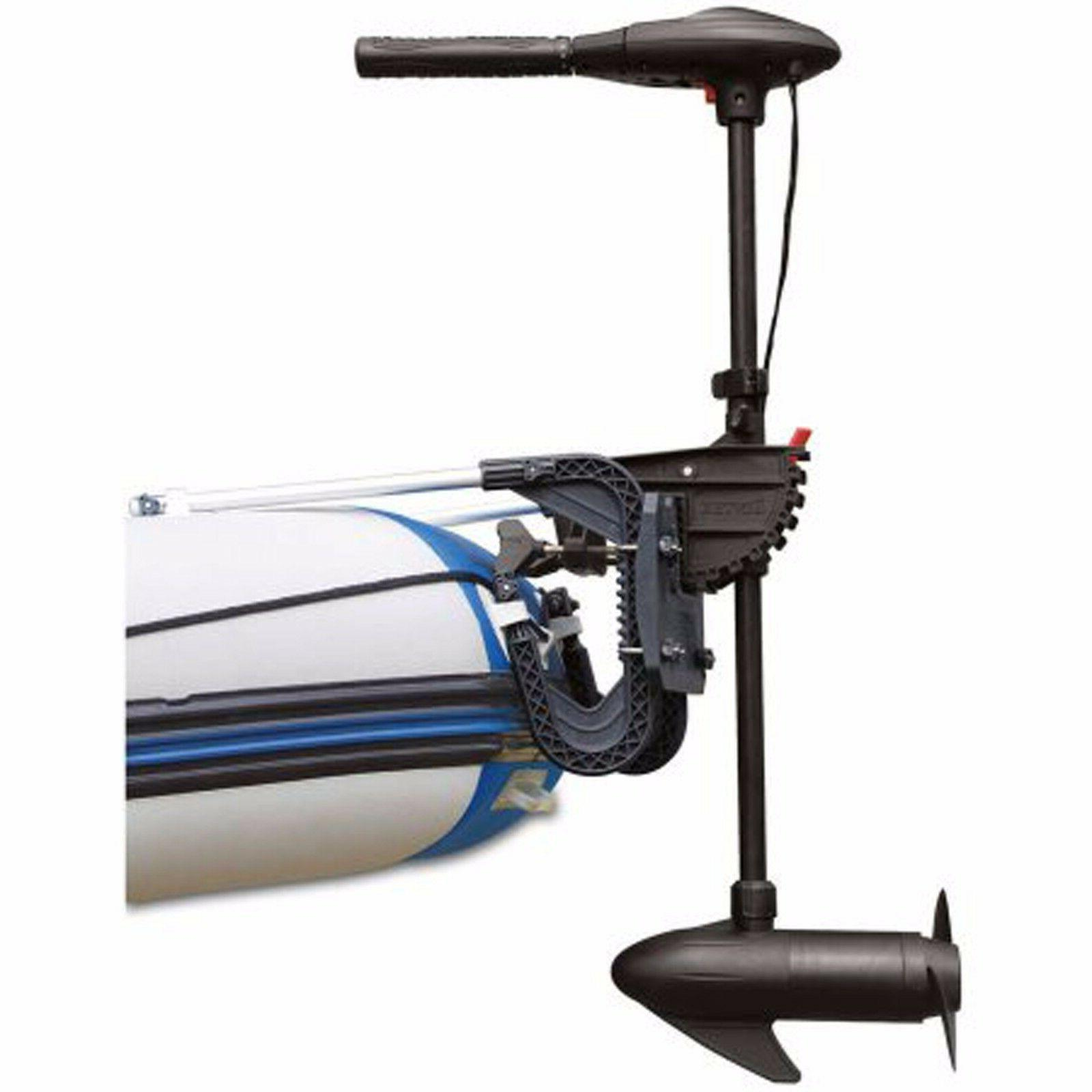 Trolling Motor For Intex Inflatable Boat 36 Shaft Adjustable
