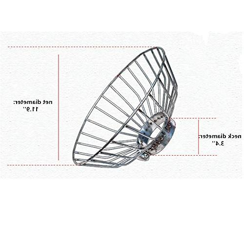 BXI Trolling Protector Anti-Winding Anti Thrust Protective Stainless Net