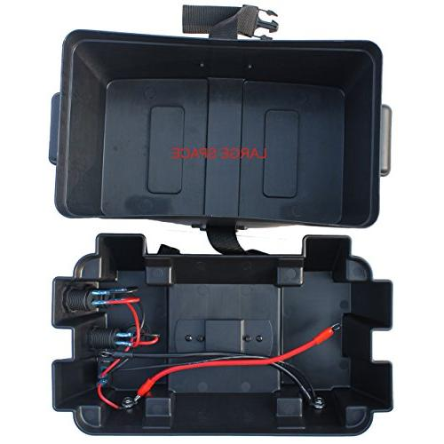 iztor Motor Smart Battery Box Power with USB charger port