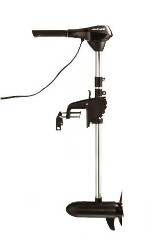 MotorGuide 12-Volt Freshwater Trolling with Pedal, Shaft