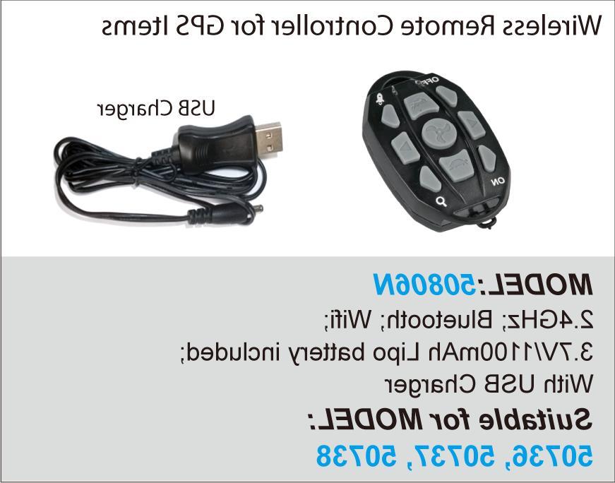wireless remote cayman gps trolling motor 55lbs