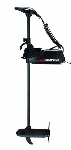 "Motorguide W75-54 Wireless Series 75lb 54"" 24v Bow Mount Mot"