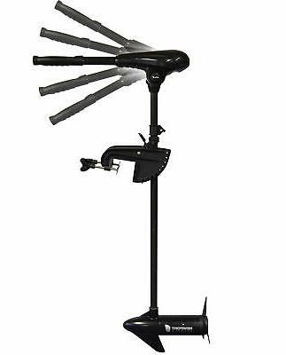 x series transom mounted saltwater electric trolling