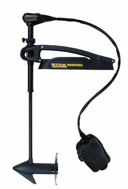 Minn Kota Maxxum 70 Bow-Mount Trolling Motor with Foot Contr