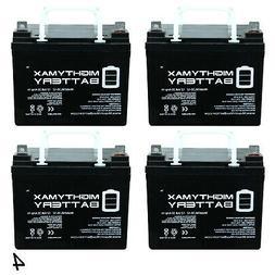 Mighty Max 12V 35AH Light Trolling Motor Battery Sevylor Min