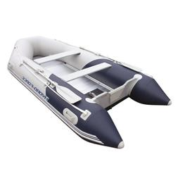 Bestway Mirovia Pro Boat Set 5 Person Inflatable Pontoon wit
