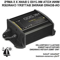 Minn Kota MK-210D 2 Bank x 5 Amps