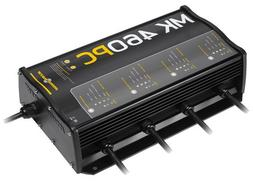 Minn Kota MK-460PC Precision Digital Charger 4 Bank x 15 Amp