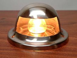 Pactrade Marine Boat Stern Light Stainless Steel Festoon, 12