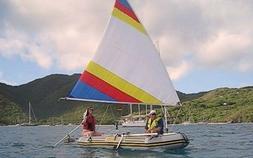 Sail kit for Intex Mariner 4 Inflatable Boat