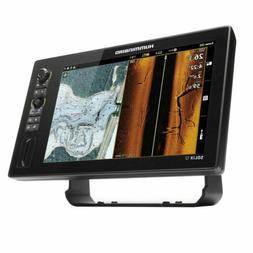 Humminbird SOLIX 12 CHIRP MEGA SI Fishfinder GPS G2 with Tra