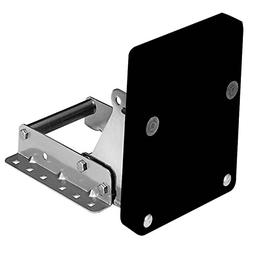 stationary outboard motor bracket