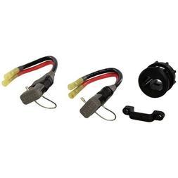 TRAC Trolling Motor Connector Kit 8 Gauge - 60 Amp T10136
