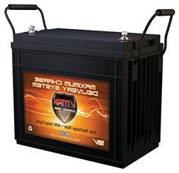 VMAX MR147-155 12V 155Ah AGM Deep Cycle Marine Battery for O
