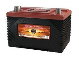VMAX XCA27-1000 12V 1000MCA AGM Dp Cycle Group 27 SLA GAS TR