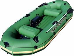 Bestway Voyager 1000 Raft Set Inflatable 3 Person Boat with