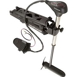 X5-105FW Foot Control Bow Mount Trolling Motor with Sonar -
