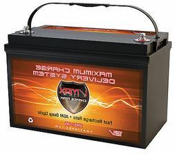 XTR31-135 Group 31 12V 135Ah Deep Cycle AGM Battery 12V 24V